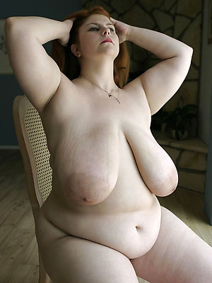 naughty mature bbw naked