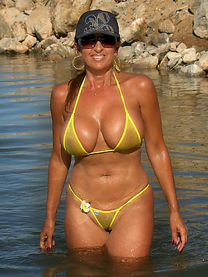 well done mature bikini sex pics