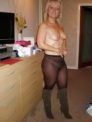 wonderful mature blonde women