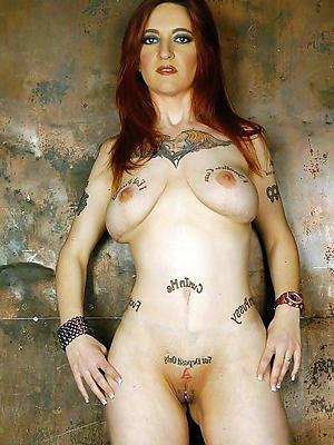 slutty tattooed mature column sex pics