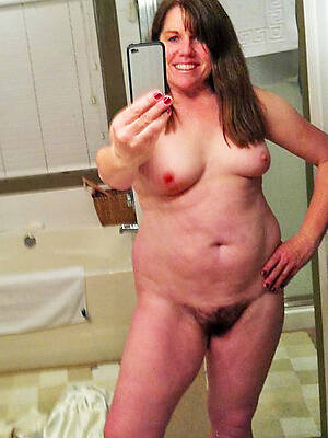 chap-fallen mature overt selfshots be in love with porn