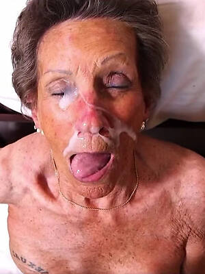 busty of age facial porn
