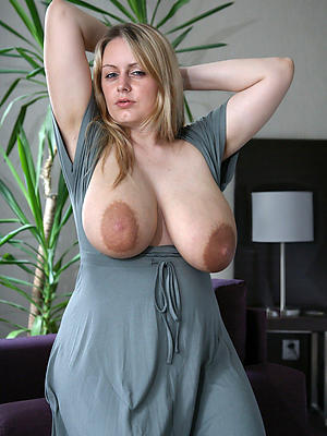 beautiful mature big tits porch