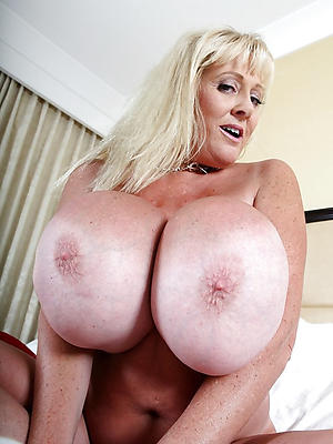 crazy mature women with big boobs