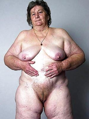 fantastic superannuated lady vagina