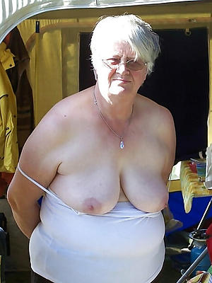 naughty old lady pussy