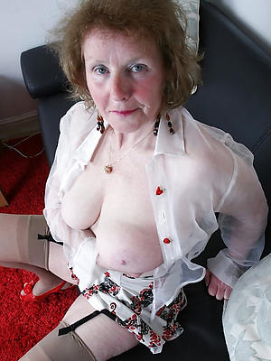 cuties old lady naked