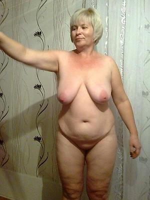 naughty full-grown white lady
