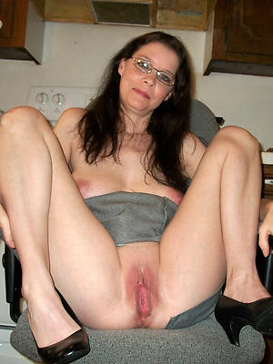 beautiful mature vulva