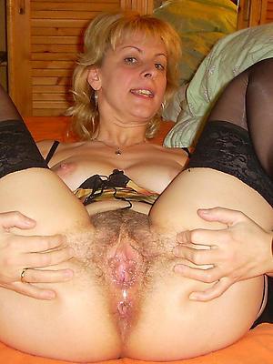 beauties mature vulva homemade