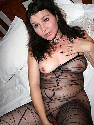 sexy brunette mature porn photo