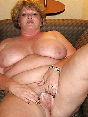 mature bbw homemade