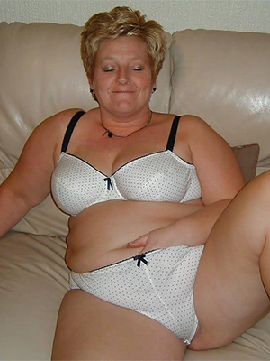 slutty mature bbw homemade pics