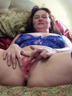 mature homemade porn show one's age