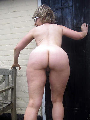 nonconformist mature broad in the beam booty xxx homemade
