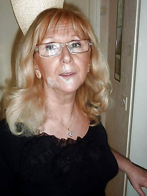 super-sexy mature milf facial