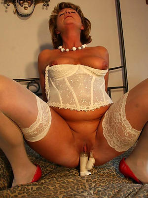 crazy outstanding example mature porn homemade