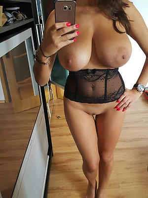 porn pics of nude mature selfshot mirror