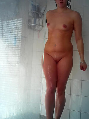 gorgeous mature battalion showering pictures