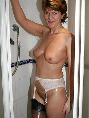 wonderful grown-up women in the shower porn pics