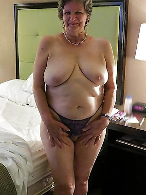 age-old grandmas nude stripped