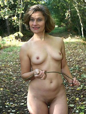 european milfs posing nude