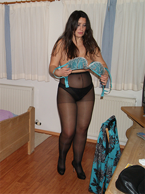beautiful matures added to pantyhose pics