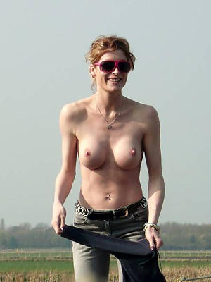 slutty of age in niggardly jeans