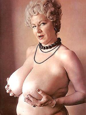 gorgeous vintage mature battalion porn photo