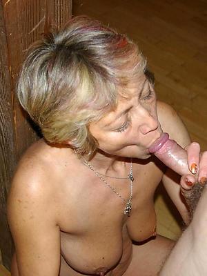 beautiful adult lady blowjob