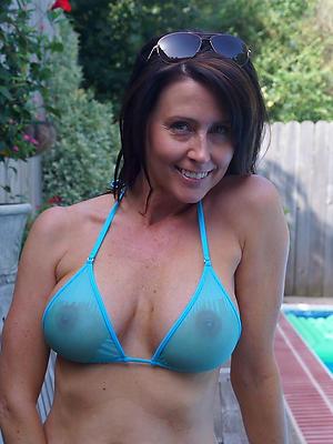 sexy of age extremist bikini