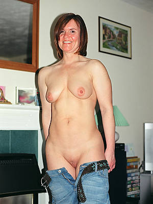 slutty matures in jeans