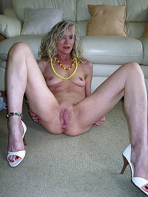 beauties skinny mature pithy tits