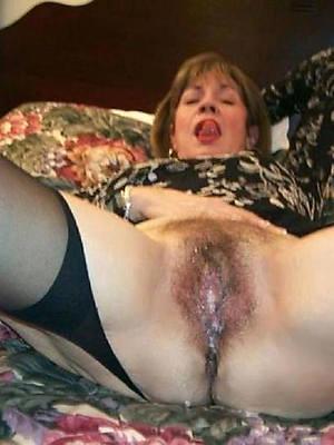 pulchritudinous creampie mature wife