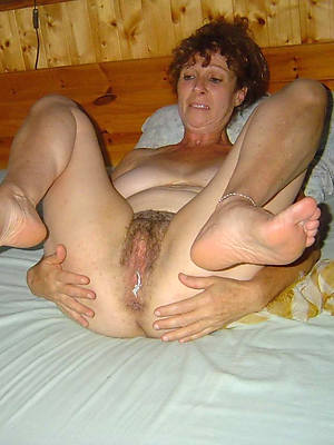 wonderful mature internal cumshot