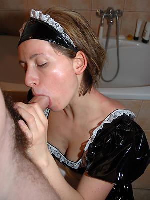 free pics of mature wife blowjob