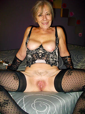 gorgeous sexy old grown-up women