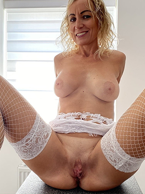naught 50 year age-old mature women
