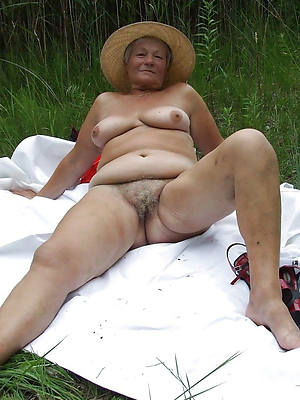 old adult naked women