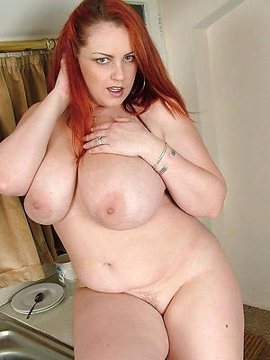 wonderful mature redhead pussy nude images