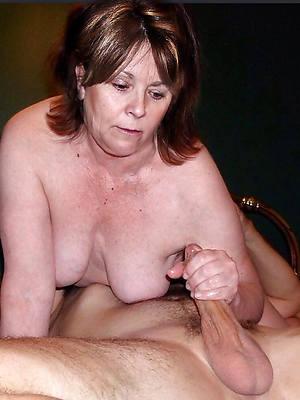xxx mature women handjobs
