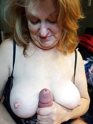 grown-up milf handjob hd porn