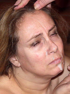 free pics of mature dabbler facial