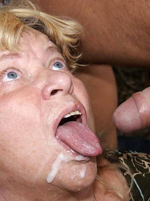mature facial cumshot xxx porno