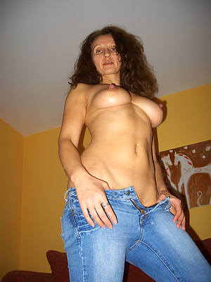 crazy nude mature women in tight jeans pics