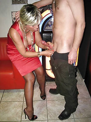 gorgeous untrained mature handjobs nude never boost