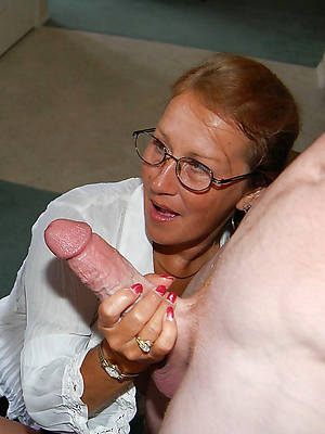 homemade mature handjob