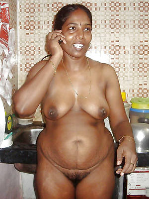 mature indian women bring to light stripped