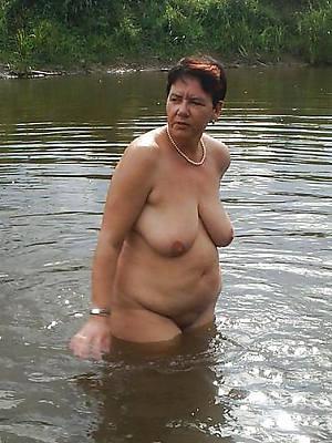 crazy nude mature european pussy