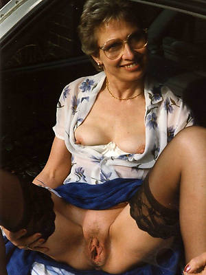 crazy divest old mature women pics